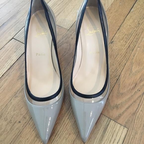 Christian Louboutin Shoes - NWT Christian Louboutin heels Size 39.5/9.5